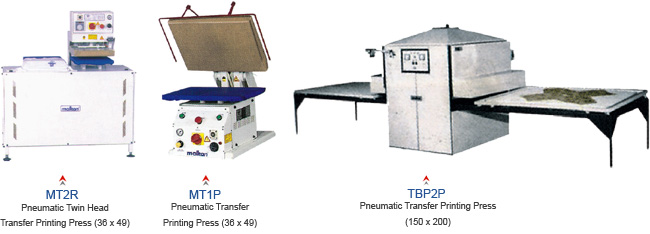 MT, Cutting and Printing Plotters
